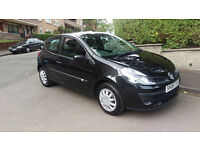 RENAULT CLIO 1.5 DCI, 12 MONTHS MOT , SERVICE HISTORY, VERY CLEAN , DIESEL,