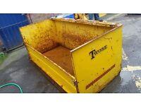 Twose Transport Box / Tractor Transport Box / Linkage Box / Tipper
