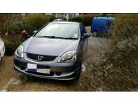 Honda Civic 1.6 sport (2005)
