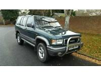 Isuzu trooper 4x4 3.2 V6 Citation LS