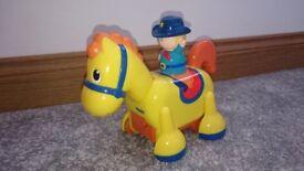 Tomy Clip Clop Cowboy