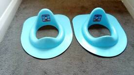 2 Thomas the Tank Engine toilet training seats