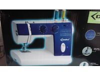 DELTA DOUBLE NEEDLE SEWING MACHINE