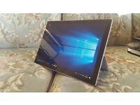 Microsoft Surface Pro 4 i7 6650U 8GB 256GB Fast Ultrabook Tablet
