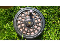 JW YOUNG TROUT FLY REEL