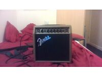 Fender Acoustasonic 15 Acoustic Guitar Amp for sale
