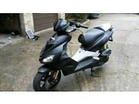 Aprilla SR50 50cc scooter