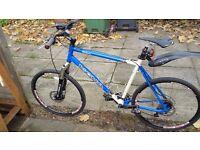 "KONA 26"" MT Bike Hydaulic brakes 27SP DEORE XT set WARRANTY DELIVERY NOT Trek Specialized Carrera"