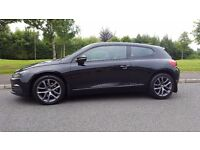 2009 VOLKSWAGEN SCIROCCO *FULL LEATHER..TOUCH SCREEN NAV. 53K.FULL MOT*