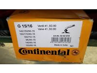 "Continental Inner Tub fits 6 15"" & 2 16"" sizes all in listing including MU90X15"