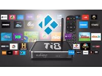 Latest Tv Box - All- Movies - Sports - Kids Tv - International - Bollywood - Series -Fast - Powerful