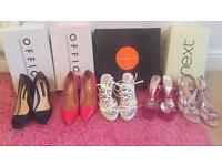Shoes size 4 Karen Millen next office ravel french connection