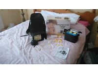 Medela electric double breast pump Traveller (used)