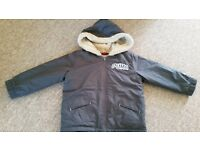 Boys Puma winter jacket 3-4 y