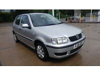 VOLKSWAGE POLO E SDI/DIESEL / 1 YEAR MOT// CLEAN&TIDY// £750