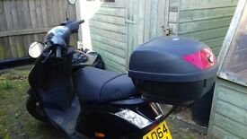 Moped,Piaggio Zip/50 CC as good as new