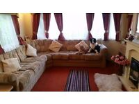 STATIC CARAVAN FOR SALE NORTH WALES- BANK HOLIDAY SPECIAL ON BRYNTEG INCLUDES SITE FEES UNTIL 2018