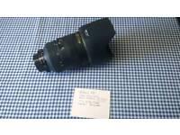 24-70mm Nikon F 2.8 G AF-S ED lens & B+W filter