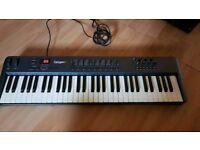 Oxygen61 3rd gen midi keyboard