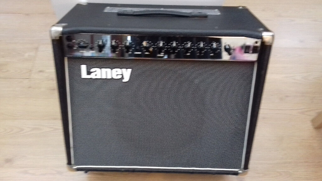 Laney LC 50 UK made All Valve +