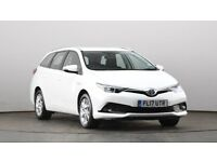PCO Licensed (Uber- ready) Toyota Auris Touring Sports to rent - insurance included