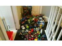 Fisher price Imaginext superheroes collectiom