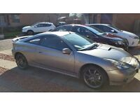 Toyota Celica T sport VVTLi 190 BHP Thunder Grey, Low Mileage, Full MOT, Excellent Condition