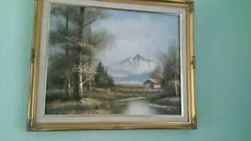 Picture / canvas landscape