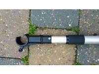 Velux style telescopic window pole
