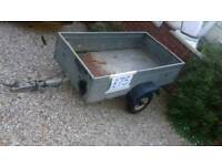 Trailer 3ft x 5ft needs trailer board Paignton