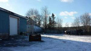 WAREHOUSE WITH LARGE LOT ON POWDER MILL ROAD