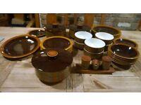 Vintage Hornsea Bronte Pottery/ Crokery 1970's