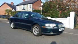 image for Volvo, S80, 2.4i Saloon, 2001, 13 month MOT