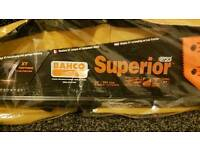 "Bacho 22"" Superior handsaw with tool belt"