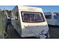 Elddis Xplore Bermuda 596 - 6 Berth Touring Caravan