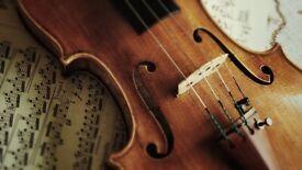 Online Violin Tuition, Lessons, Teacher