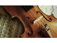 Online Violin Tuition, Lessons, Teacher