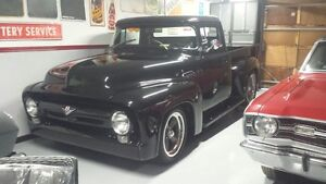 TRADE MY 56 MERC HOTROD FOR YOUR MOPAR..
