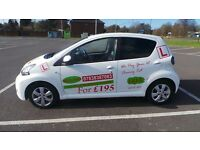 First 5 driving LESSONS £75 T&C