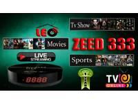 Zeed 333 Best satellite receiver