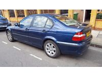 BMW 3 SERIES, 318 I SE, AUTOMATIC, 2004, MOT, EXCELLENT CONDITION