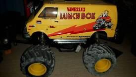Tamiya lunchbox rc car