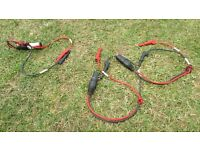 Jack and XLR test leads