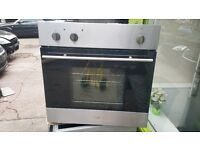CATA EFM60SS BUILT-IN ELECTRIC OVEN IN GOOD CONDITION AND WORKING ORDER