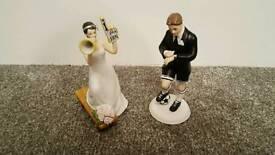 Wedding figures (ceramic)
