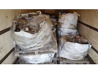 FIRE WOOD - SEASONED AND STORED IN DRY FOR 2 YEARS. LARGE AND SMALL AVAIL