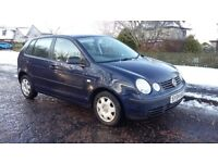 VW POLO 1.2 perfect learners car or budget runaround
