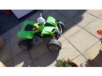 Green 16v quad