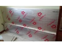 For sale Celotex 2400x1200x50 one full sheet and a half