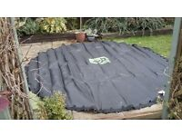 TP 251 Genius Round 12 ft Trampoline (surround not included).